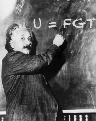 Einsteins formula for students