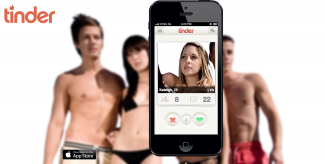tinder for students