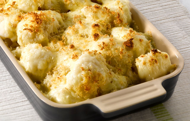 Foodie friday cauliflower cheese